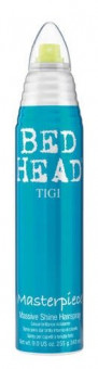 TIGI Bed Head Masterpiece Massive Shine Strong Hold Hairspray 340ml