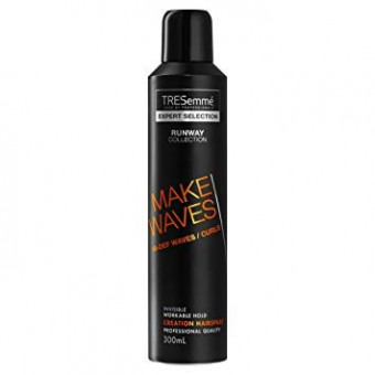 Tresemme Runway Collection Make Waves Creation Hairspray 300ml