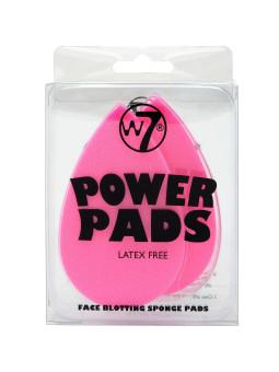 W7 Face Blotting Sponge Powder Pads