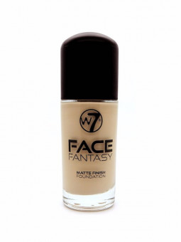 W7 Face Fantasy Foundation Medium Beige