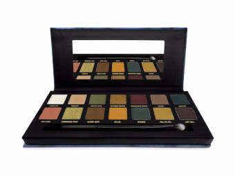W7 On The Rocks Eyeshadow Palette