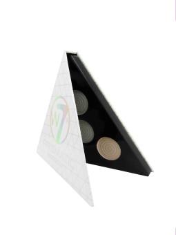 W7 Prismatic Highlighter Palette