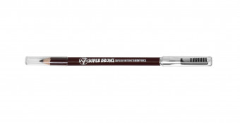 W7 Super Brows Eyebrow Pencil Dark Brown