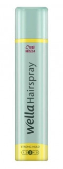 Wella Strong Hold 3 Hairspray 400ml
