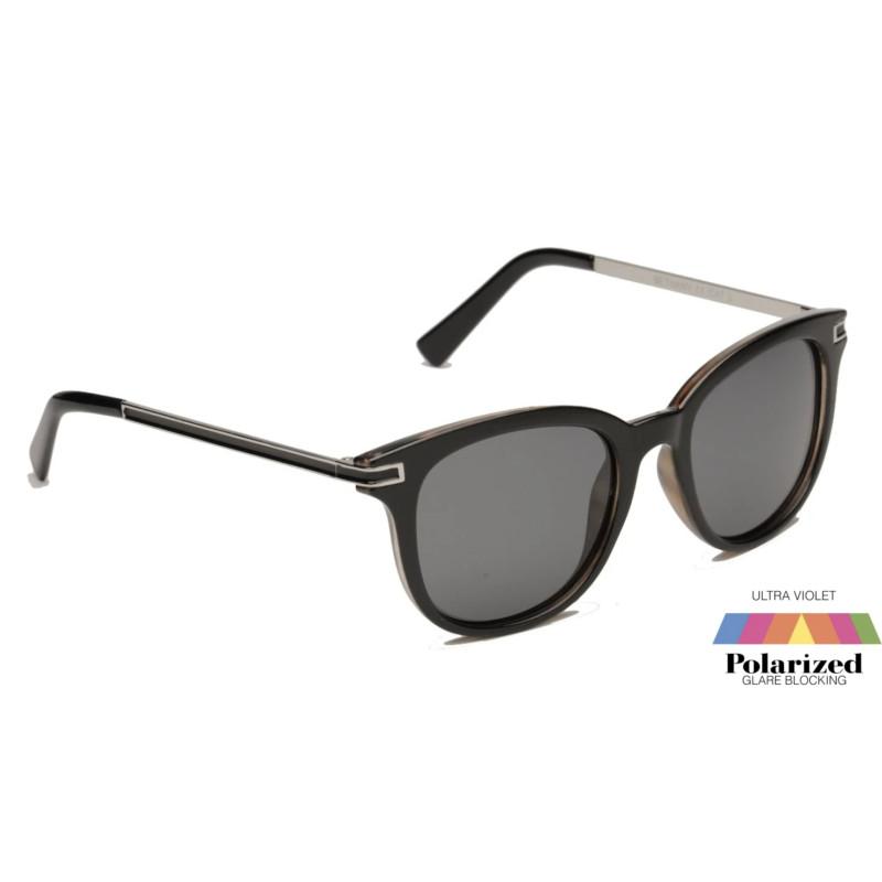 Eyelevel Polarized Sunglasses Bethany in Black or Animal Print