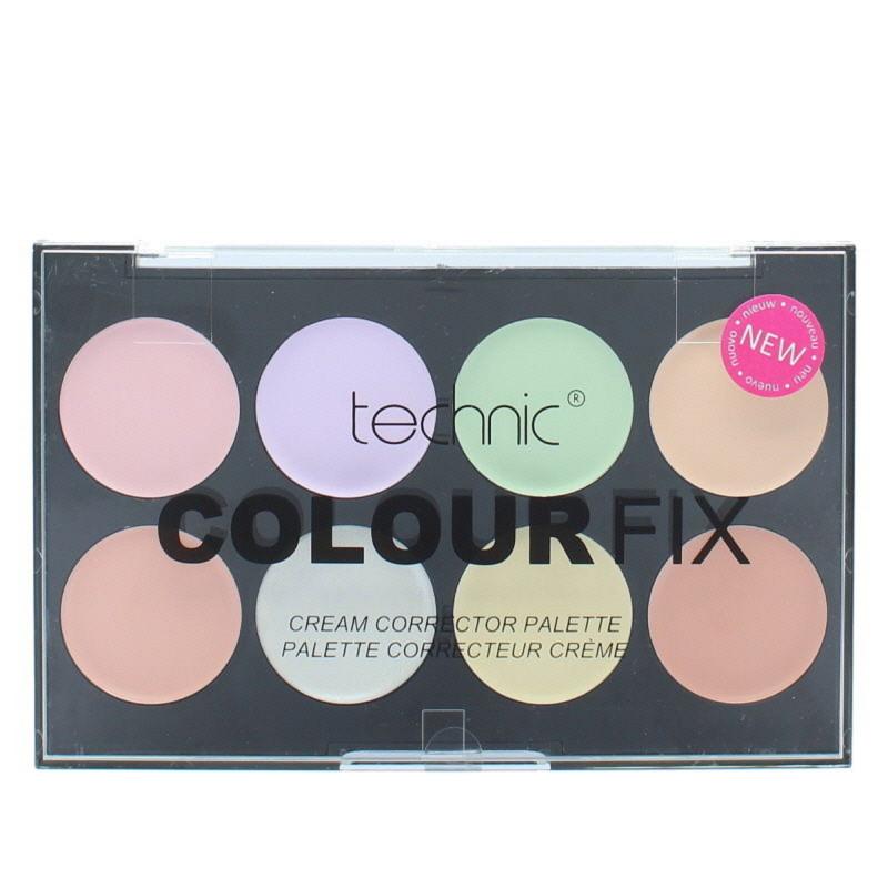 Technic Cream Corrector Palette
